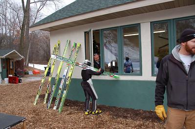 Minneapolis Ski Club:  January 7, 2012