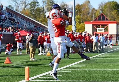 NCAA Football: Alfred at Cortland; 10/14/17