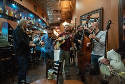 Hawks and Owls String Band Snapshots @ Grill 111