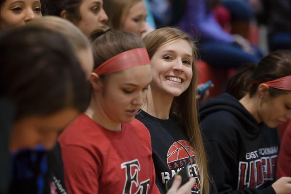 2015 ERHS Girls Varsity vs Buffalo Gap Conference Playoffs