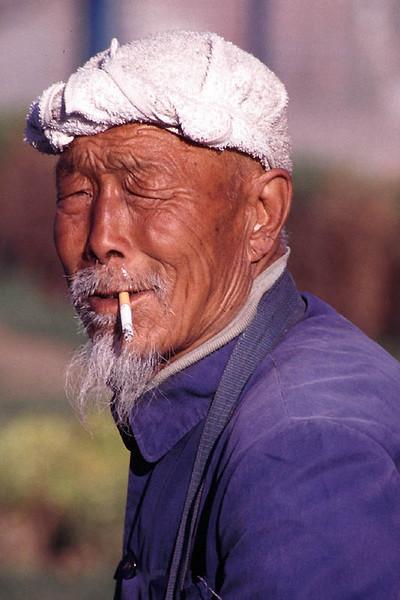 Wutaishan, Shanxi, China 2004