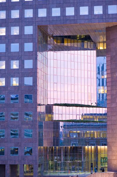 Modern architecture in SE1, London, United Kingdom