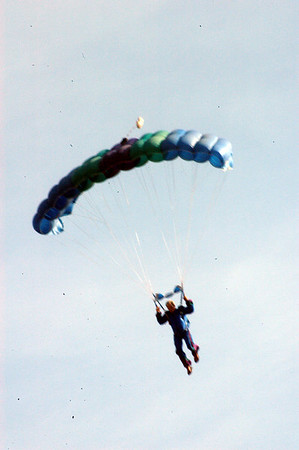 Sky Diving Sunday August 20