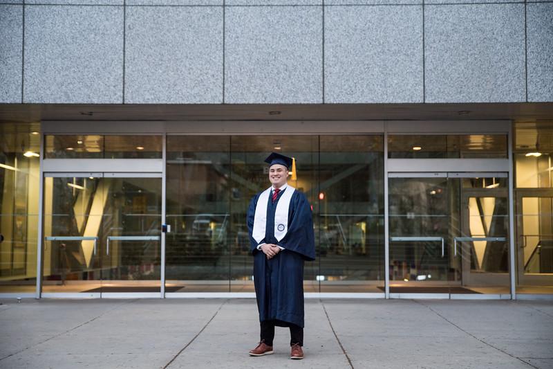 Jacob Martin Graduation