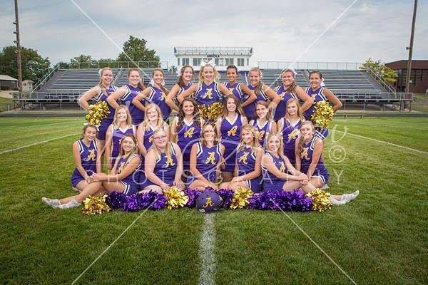 Cheer Team Fall 2017