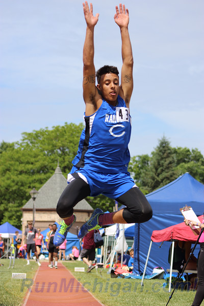 2016 MHSAA LP T&F Finals -  Division FOUR - June 4 (All photos posted)