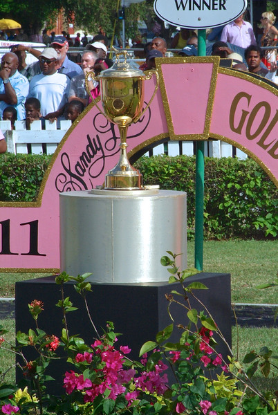 Sandy Lane Gold Cup in barbados