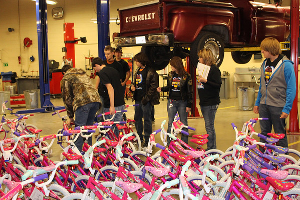 2013 Bikes for Angels
