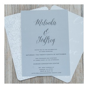 Melinda & Godfrey's Wedding Album