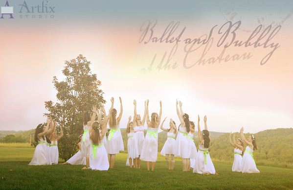 Ballet & Bubbly- The Kingsport Ballet Co.