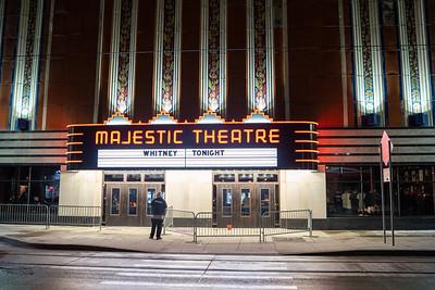 Feb 15, 2020 - Whitney, The Majestic Detroit