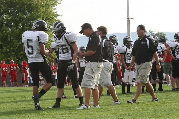 Riverton versus American Fork Varsity