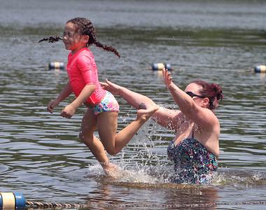 Billerica & Tewksbury hot weather 070519