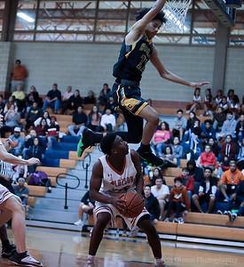 Varsity Boys Basketball vs East Central 121118