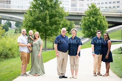 Hrivnak/Branfield Family