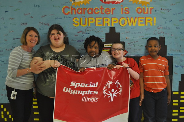 Bal Unified Special Olympics Award