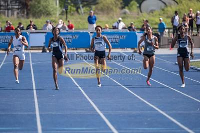 NCAA II 200M Dash M&W