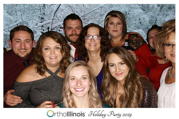 "OrthoIllinois ""Holiday Party 2019"""