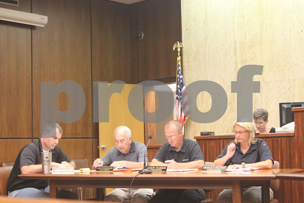Unicoi County Commission Passes Budget - August 2016