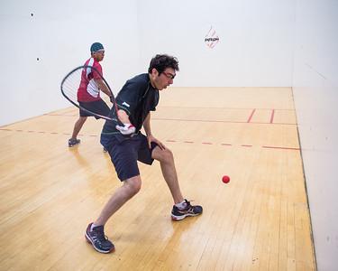 Men's Singles Elite Final Jacob Reck over Marcos Quinteros