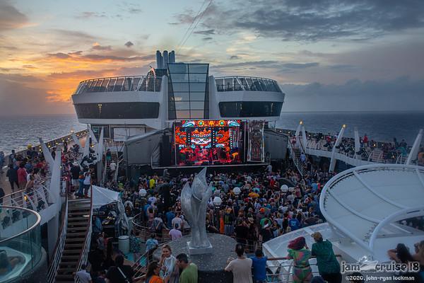 Jam Cruise 18