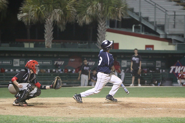 Calvary vs Tampa Prep BB 2011