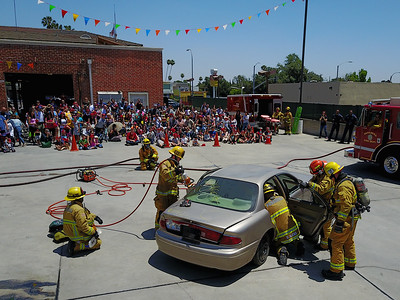 Fire Service Day - 5/13/17