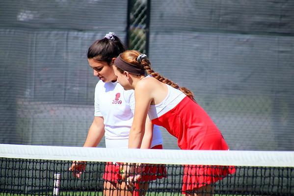 WHS Varsity Girls Tennis @ AVCTL LEAGUE  100719