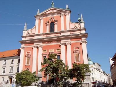 Slovenia: Ljubliana