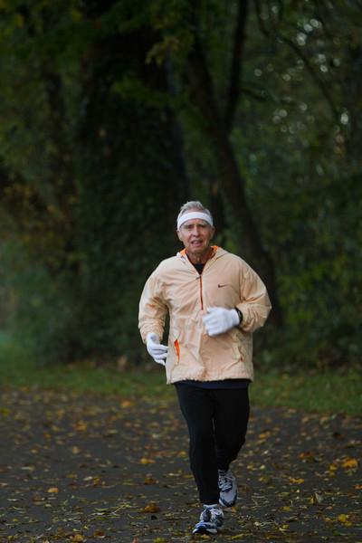 10 Mile Training Run -JHMT Run to Stay Warm