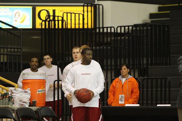 Men's Basketball vs OU Nov 21, 2009