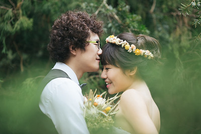 Pre-wedding   Neil + Peichi