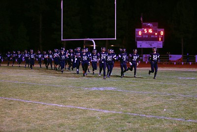 Outlaw Football vs North Marion  Play-Off 11-06-15