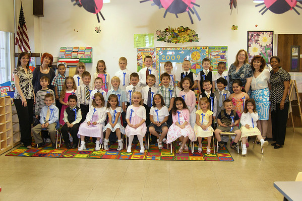 Kindergarten 2nd Ceremony
