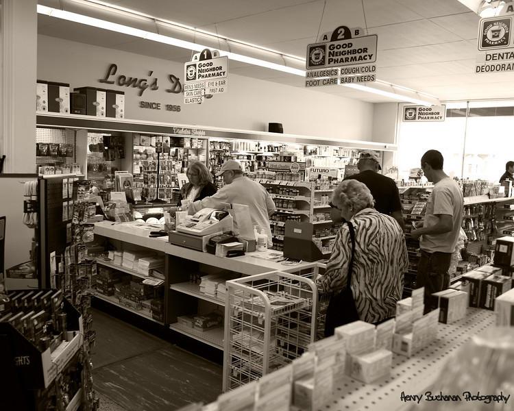 Long's Drug Store