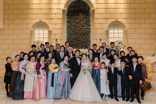 Veronica & John // Wedding in Seoul, Korea