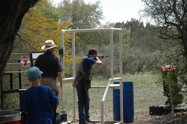 2013 Sporting Clay Shoot and Banquet San Antonio