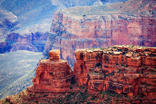 Samples of Sedona-Grand Canyon-Death Valley Trip Images