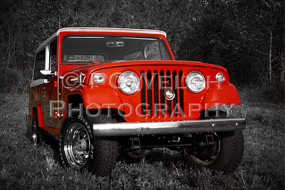 1969 Jeepster - Austin Brown