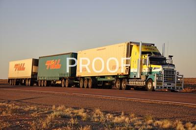 Australian Road Trains
