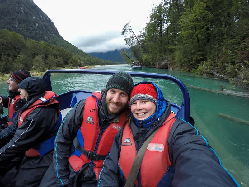 Dart River Wilderness Safari in New Zealand