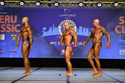 Men's Bodybuilding Comparisons & Awards