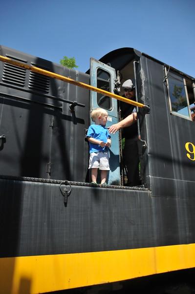 Indiana Transportation Museum 2014