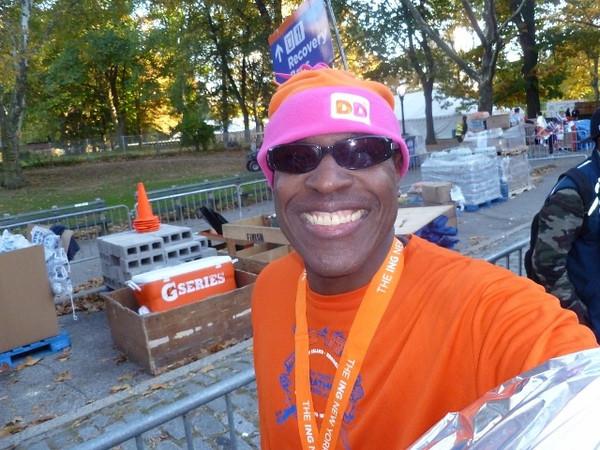 The ING nyc Marathon 2013