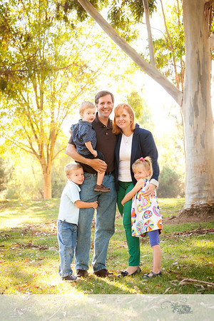 The Gray Family Mini-Session