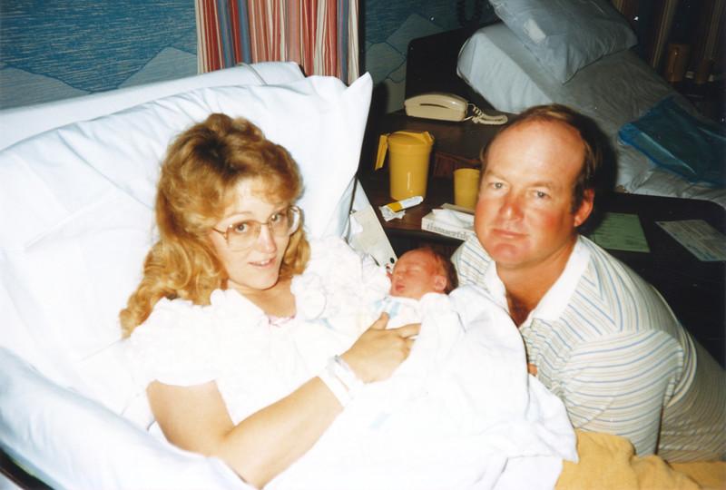 Ryan Roth's Birth (3 Apr 1988)