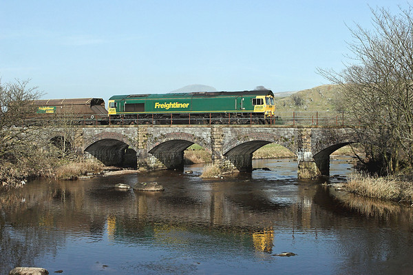 18th March 2009: Crewe and Helwith Bridge