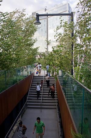 New York: Along the High Line