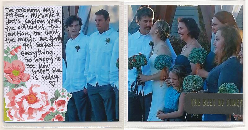 Mini album from the November 2013 Schilling wedding in Reno, NV.