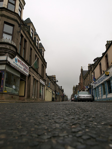 A Street in Keith